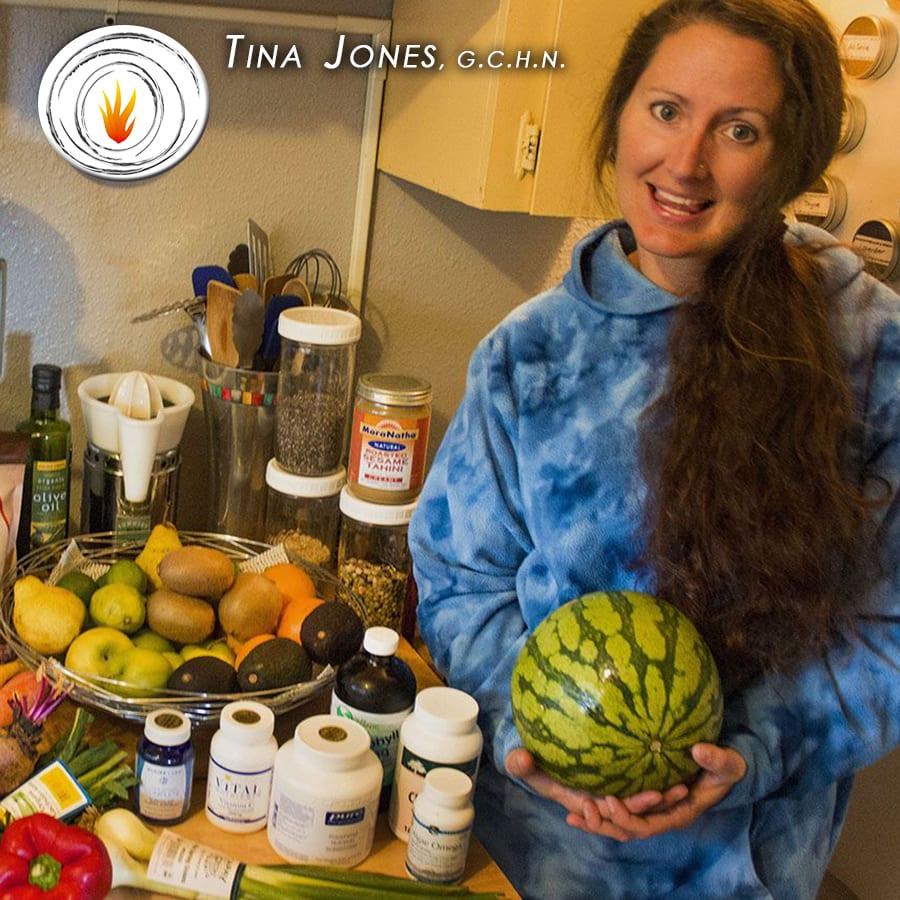 4 Tina Jones