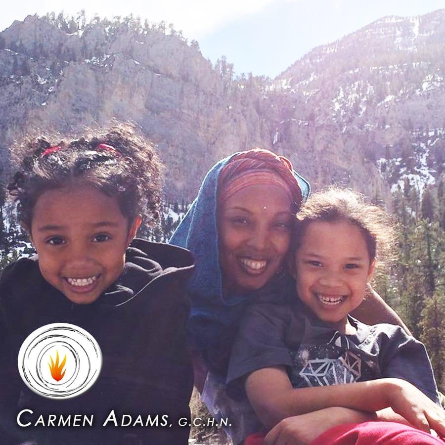 43 Carmen Adams