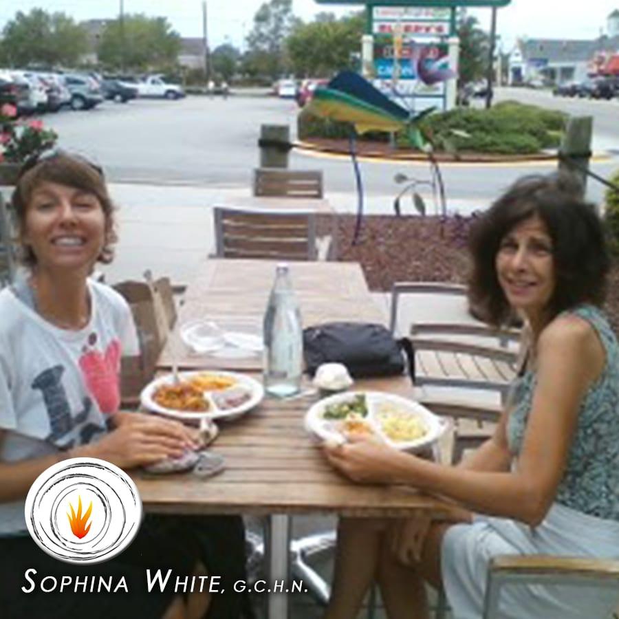 49 Sophina White