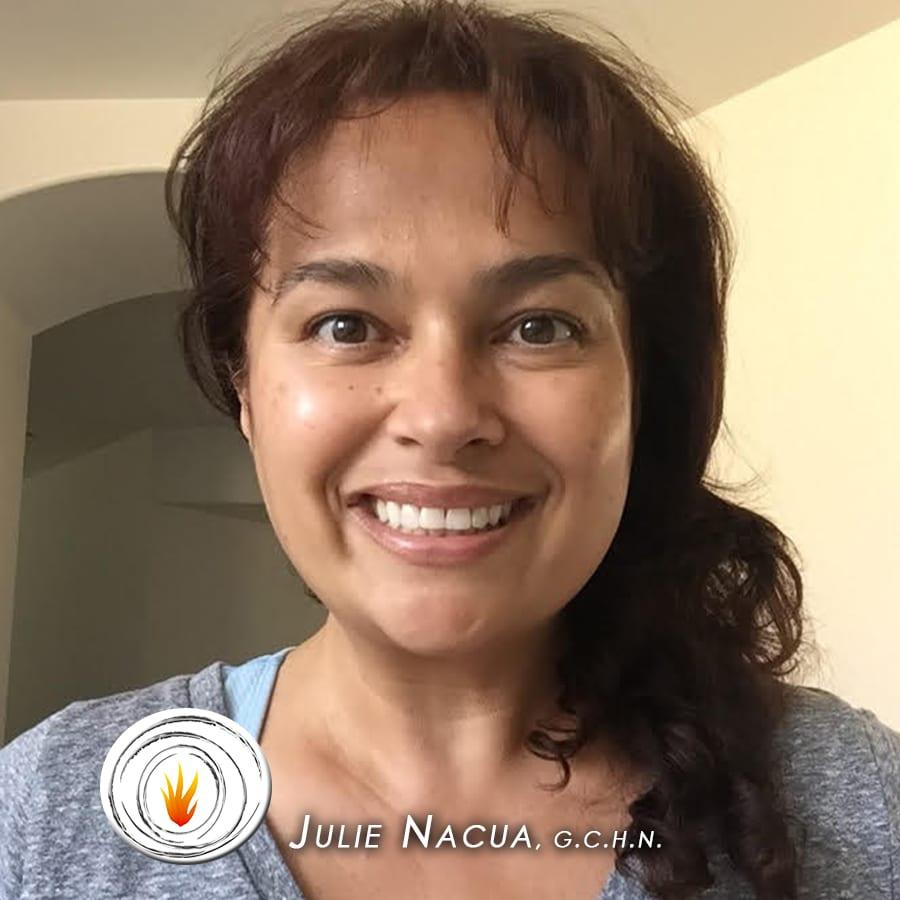 9 Julie Nacua